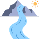 Ganga River Icon