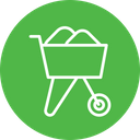 Garden Agriculture Tool Icon