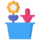 Gardening Home Icon