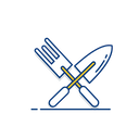 Trowel Equipment Gardening Icon