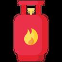 Gas Cylinder Gas Cylinder Booking Gas Bill Icon