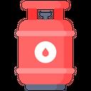 Gas Cylinder Gas Bottle Cylinder Icon