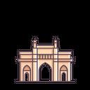 Gatewayofindia Gate Way Icon