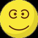 Gaze Emoticon Stare Emoticon Emoticons Icon