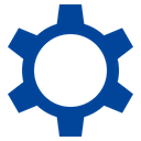 Gear Setting Preference Icon
