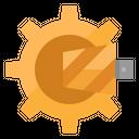 Gear Machine Motor Icon