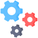 Gears lubricant Icon