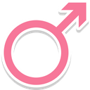 Gender Male Sexuality Sign Male Sign Icon