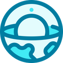 Geology Geographic Science Icon