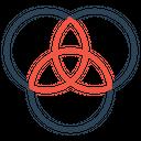 Geometry Shape Design Icon
