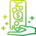 Get Money Coin Give Money Icon