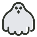 Ghost Halloween Scary Icon