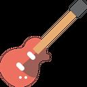 Gibson Les Paul Guitar Bass Guitar Hole Guitar Icon