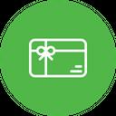 Gift Voucher Online Icon