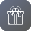 Gift Box Surprise Icon