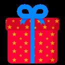 Gift Bag Present Icon