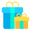 Gift Present Parcel Icon