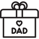 Fatherday Father Dad Icon