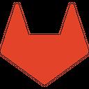 Gitlab Plain Icon