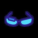 Glasses Doctor Eyeglasses Icon
