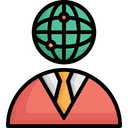 Global Consultants Icon