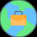 Global Job Icon