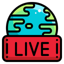World Earth Live Icon