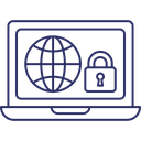 Global Network Protection Icon