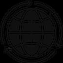 Global Process Global Process Owner International Marketing Process Icon