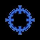 Global Target Target Global Icon