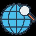 Globe Globel World Icon