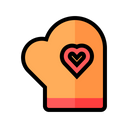 Baby Little Baby Gloves Icon