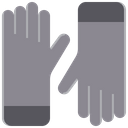 Gloves Protection Safety Eqipment Icon