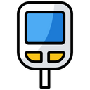 Blood Sugar Apparatus Medical Instrument Medical Device Icon