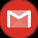 Gmail Social Media Logo Icon