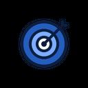 Value Target Arrow Icon