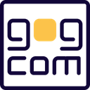Gog Dot Com Technology Logo Social Media Logo Icon