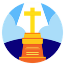 Good Friday Catholic Christ Icon