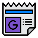 Google News Data Icon