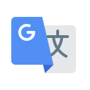 Google Translate Text Icon