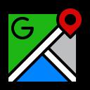 Google Maps Gps Icon