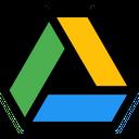 Google Drive Social Media Logo Logo Icon