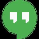 Google Hangouts Social Media Logo Icon