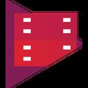 Google play movies tv Icon