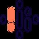 Google Podcasts Technology Logo Social Media Logo Icon