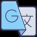 Translate Logo Translation Icon