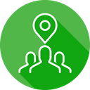 Gps Location Pin Icon
