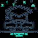 Gradute Icon