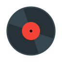 Gramophone Record Icon