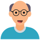 Old Man Old Age Grandfather Icon